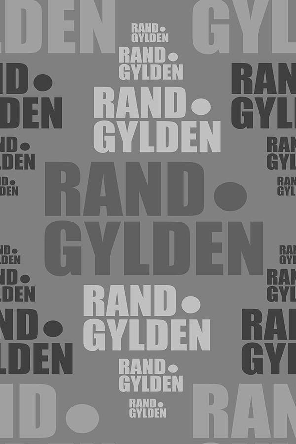 Rand ● Gylden - Textile art and design by Signe Rand Ebbesen and Simon Gylden.